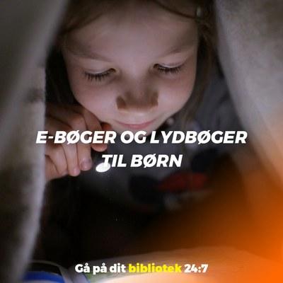 Find børnebøger med Buggi og eReolen Go!