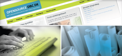 Nyt dokumentationssite for DBC's open source og services