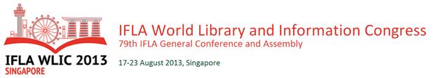 IFLA 2013 konferencelogo