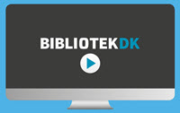 Seks nye introfilm til bibliotek.dk