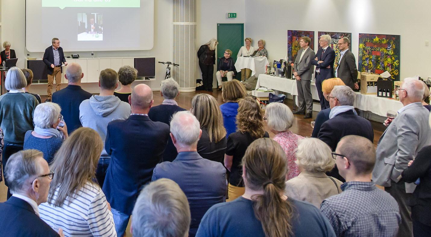 Mogens Brabrand Jensens afskedstale ved receptionen på DBC den 14. oktober 2016