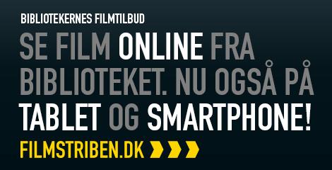Filmstriben nu på smartphone og tablet