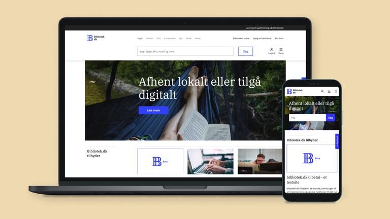 Nyt bibliotek.dk i beta