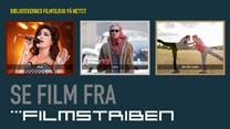 Filmstriben på alle browsere og med Chromecast