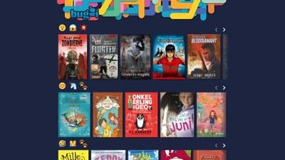 Nyt site bruger emojis til at foreslå børnebøger