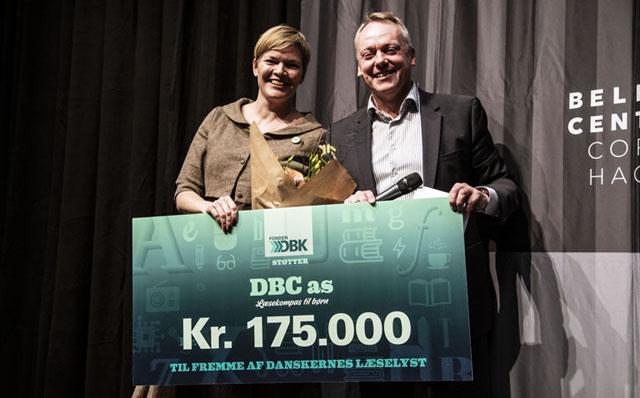 DBC får støtte af Fonden DBK til at videreudvikle et læsekompas for børn