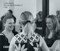 DBC's CSR rapport 2014. DBC's sociale regnskab.