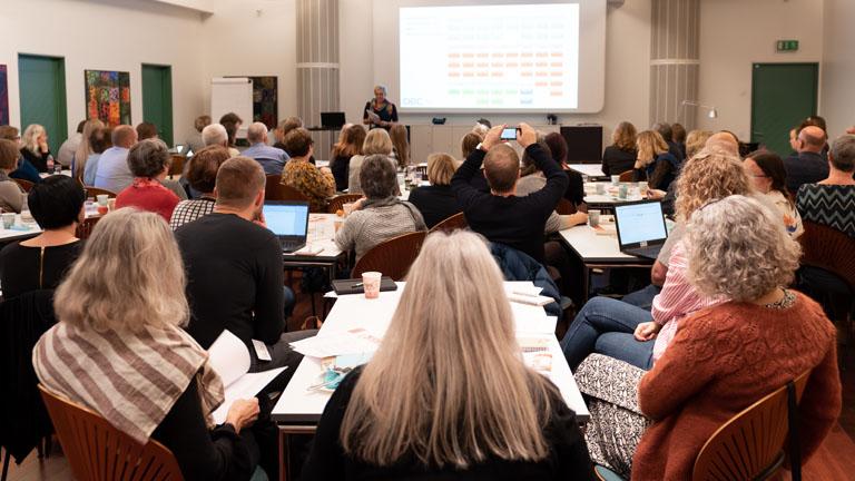 Præsentationer fra informationsdage november 2019