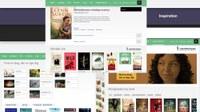 Lad Læsekompasset inspirere på bibliotekets hjemmeside