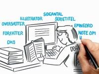 Tegnefilm om bibliografisk registrering