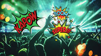 Rytmisk musik og Marvel-tegneserier