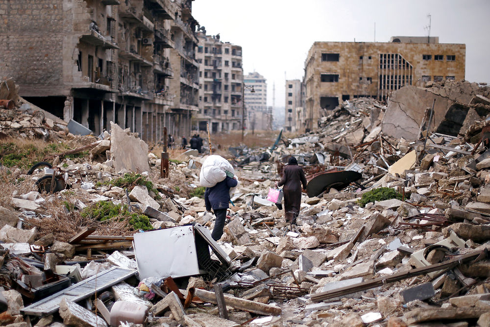 Borgerkrigen i Syrien Faktalink artikel