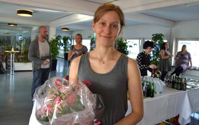 Anna Dabrowska DBC Award 2014