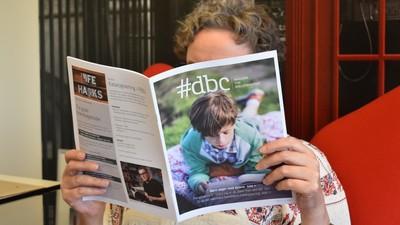 Læs oktobernummeret af magasinet #dbc