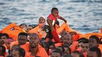 Flygtninge fra Libyen