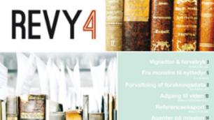 Revy 4 få svar på næsten alt