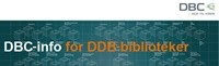 DBC-info til DDB-biblioteker. Tilmelding