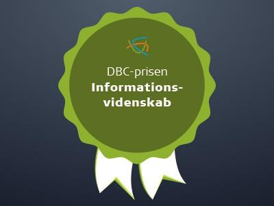 DBC-prisen Informationsvidenskab