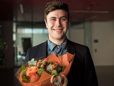 Mathias Lyngs DBC-prisen Informationsvidenskab 2017