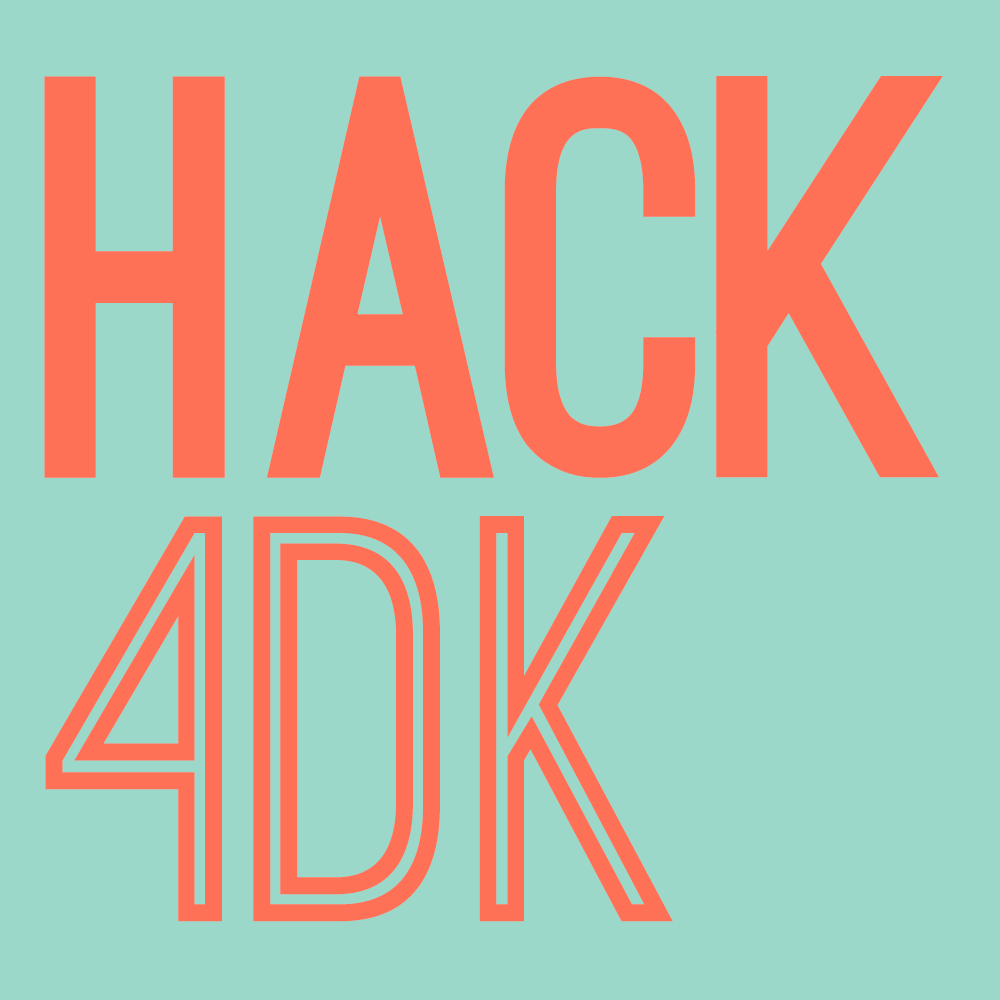 HACK4DK logo 2016