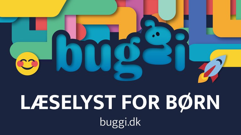 Buggi. Stort listebillede 1483x833