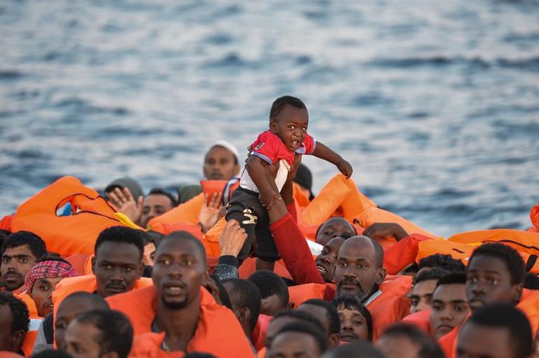 Temapakke : Flygtninge PR materiale